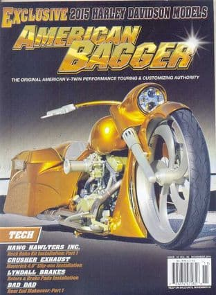 American Bagger Magazine - Issue 2014-11 November 2014