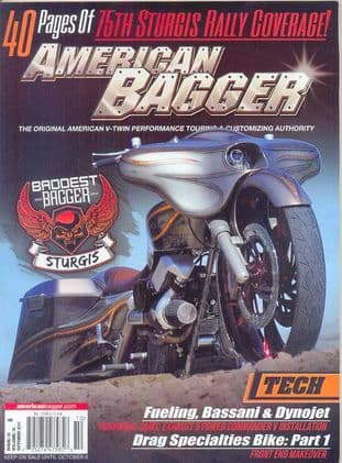 American Bagger Magazine - Issue 2015-10 October 2015