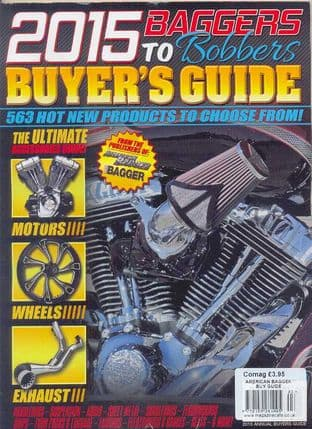 American Bagger Magazine - Issue 2015-Buyers Guide 2015