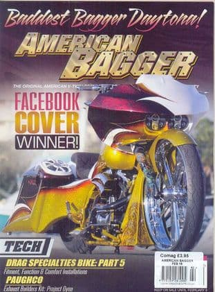 American Bagger Magazine - Issue 2016-02 February 2016