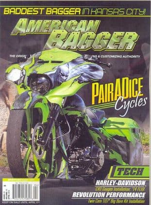 American Bagger Magazine - Issue 2016-04 April 2016