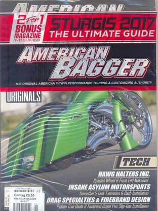 American Bagger Magazine - Issue 2017-08 August 2017