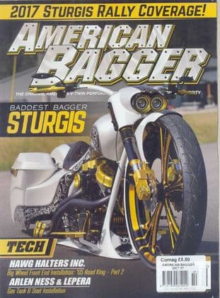 American Bagger Magazine - Issue 2017-10 October 2017