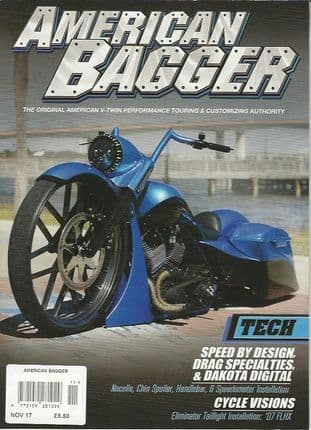 American Bagger Magazine - Issue 2017-11 November 2017