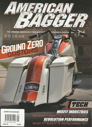 American Bagger Magazine - Issue 2018-01 January 2018