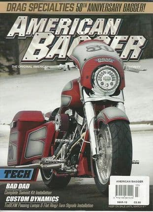 American Bagger Magazine - Issue 2018-03 March 2018
