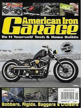 American Iron Garage Magazine - Issue 120