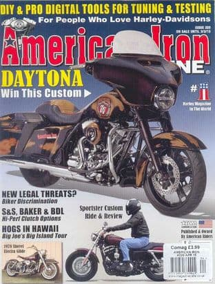 American Iron Magazine - Issue 320