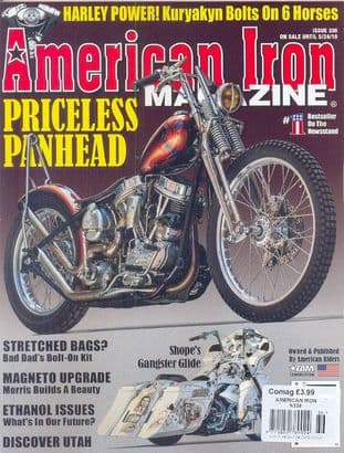 American Iron Magazine - Issue 336