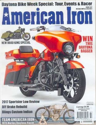American Iron Magazine - Issue 347
