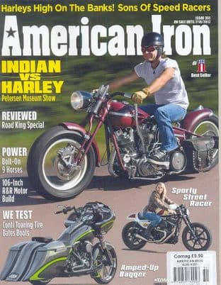 American Iron Magazine - Issue 351