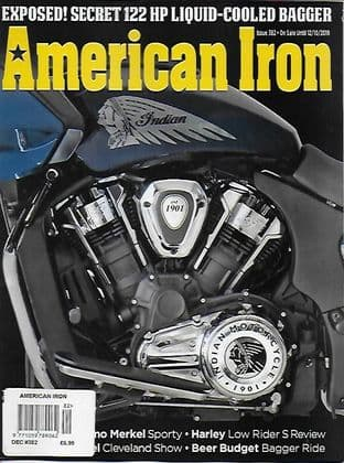 American Iron Magazine - Issue 382