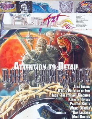 Auto Art Magazine - No.073
