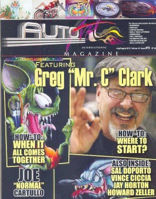 Auto Art Magazine - No.079