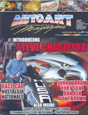 Auto Art Magazine - No.088