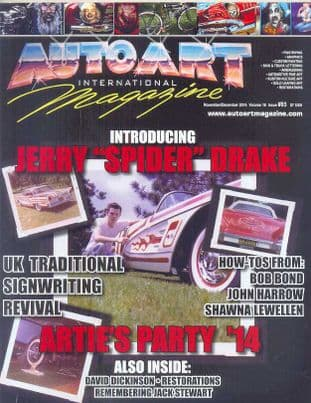 Auto Art Magazine - No.093