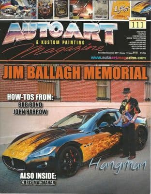 Auto Art Magazine - No.111