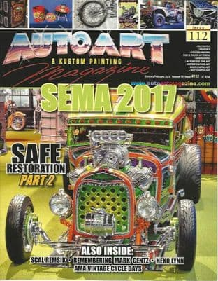 Auto Art Magazine - No.112
