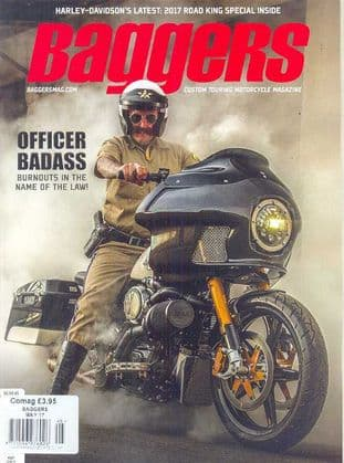 Baggers By Hot Bike Magazine - Issue 2017-05 May 2017