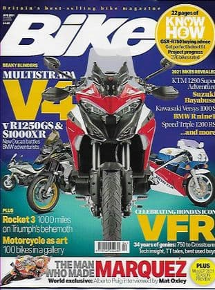 Bike Magazine - 2021-04 April 2021