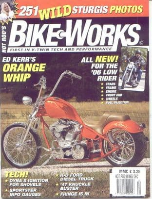 Bike-Works Magazine - Issue 03 / December.05