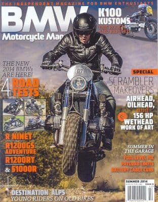 BMW Motorcycle Magazine - No.23 / Summer 2014