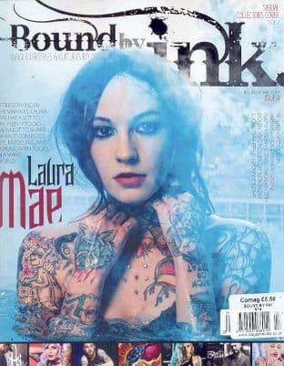 Bound By Ink Magazine - No.014 (Cover 1)