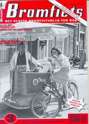 Bromfiets Magazine - 2015-03 M/June 2015 Issue