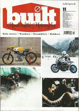 Built Magazine - Issue 11