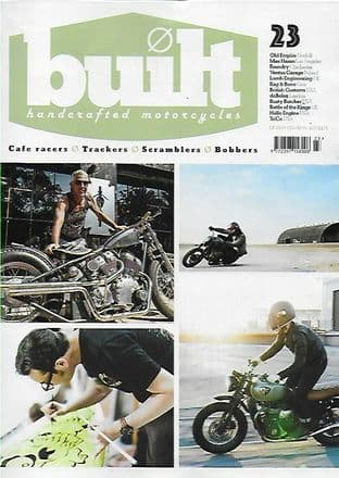 Built Magazine - Issue 23