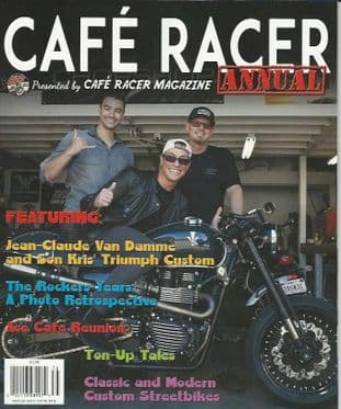 Cafe Racer USA Magazine - Issue 2017 Annual