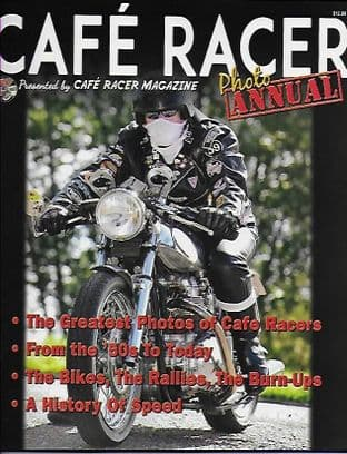 Cafe Racer USA Magazine - Issue 2020 Photo Annual