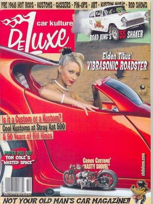 Car Kulture Deluxe Magazine - Issue 054 / October 2012