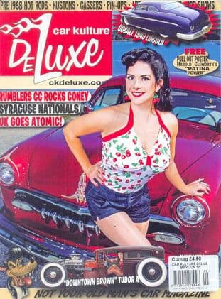 Car Kulture Deluxe Magazine - Issue 082 / June 2017