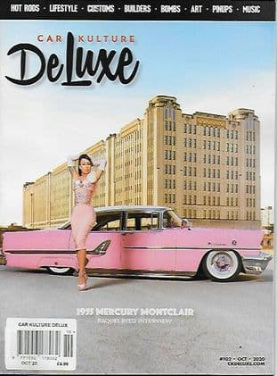 Car Kulture Deluxe Magazine - Issue 102 - October 2020