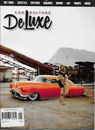 Car Kulture Deluxe Magazine - Issue 108 - S/October 2021