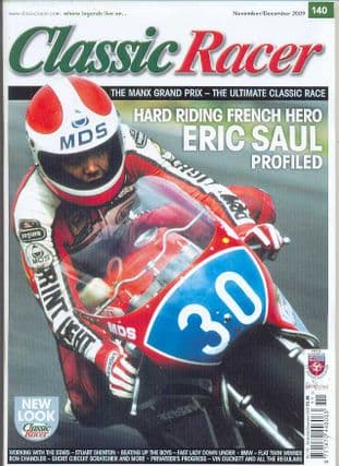 Classic Racer Magazine - No.140 / N-December 2009