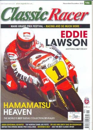 Classic Racer Magazine - No.146 / N-December 2010
