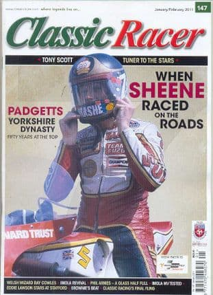 Classic Racer Magazine - No.147 / J-February 2011