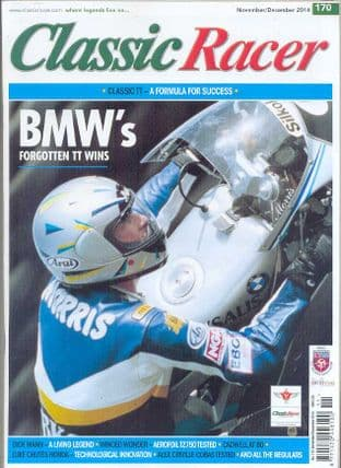 Classic Racer Magazine - No.170 / N-Dec 2014