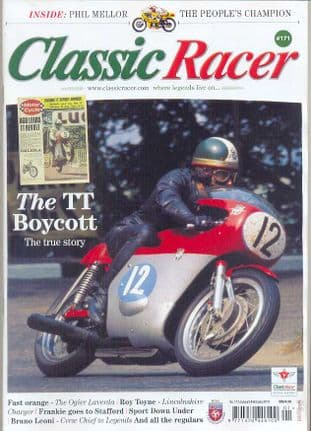 Classic Racer Magazine - No.171 / J-Feb 2015