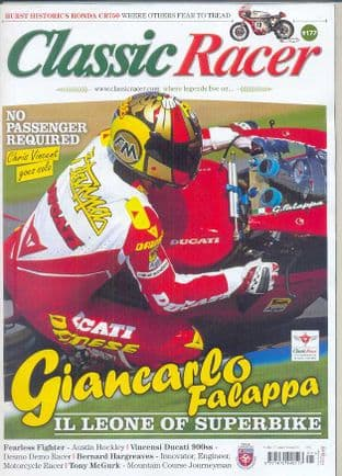 Classic Racer Magazine - No.177 /J-Feb.2016