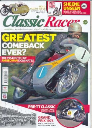 Classic Racer Magazine - No.187 /S-October2017