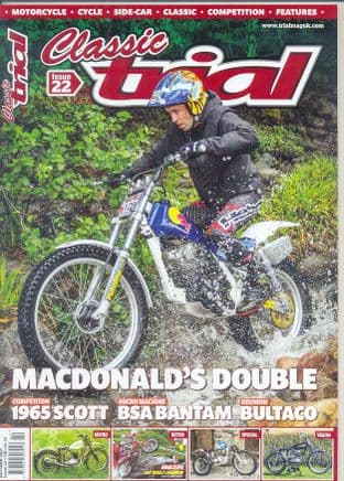 Classic Trial Magazine - No.22 Issue