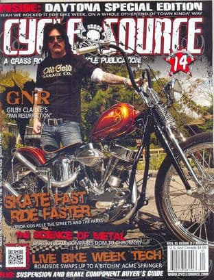 Cycle Source Magazine - Issue 2011-05 May 2011