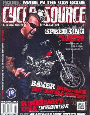 Cycle Source Magazine - Issue 2011-07 July 2011