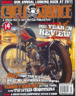 Cycle Source Magazine - Issue 2012-01 January 2012