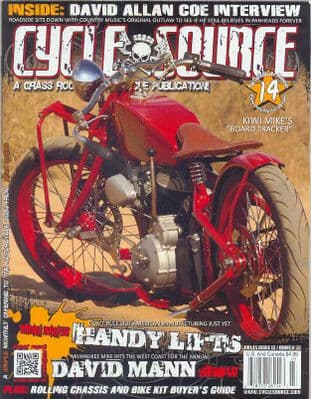 Cycle Source Magazine - Issue 2012-03 March 2012