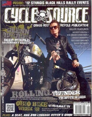 Cycle Source Magazine - Issue 2012-08 August 2012