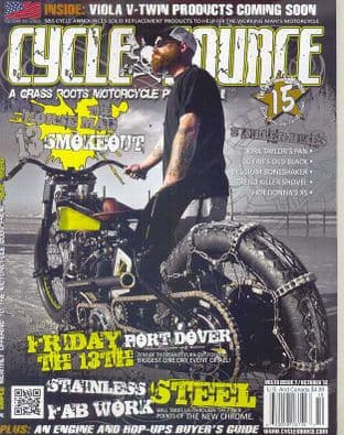 Cycle Source Magazine - Issue 2012-10 October 2012